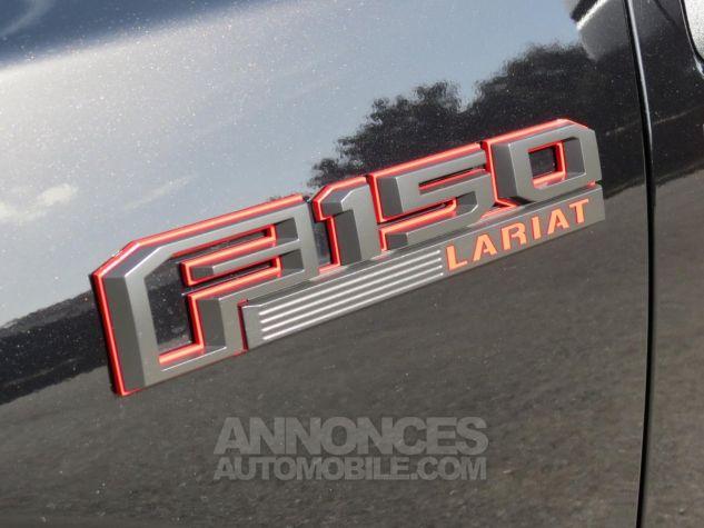 Ford F150  Lariat Sport Edition SuperCrew FX4 FlexFuel 2019 Agate Black. Neuf - 12