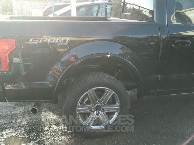 Ford F150 LARIAT SUPERCREW FLEXFUEL E85 Noir Occasion - 4