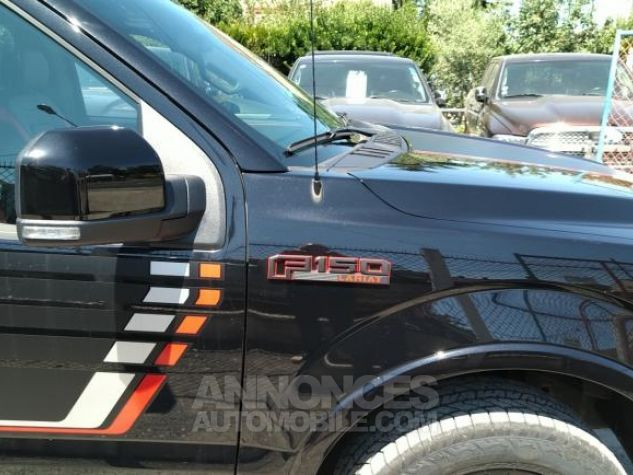 Ford F150 LARIAT SUPERCREW FLEXFUEL SPORT EDITION E85 Noir Occasion - 2