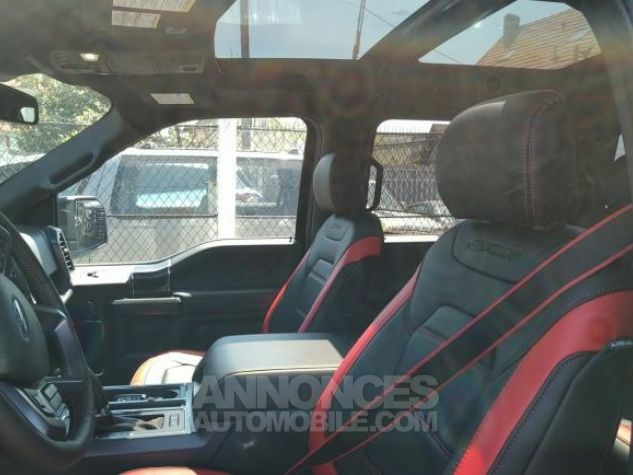 Ford F150 LARIAT SUPERCREW FLEXFUEL SPORT EDITION E85 Noir Occasion - 6