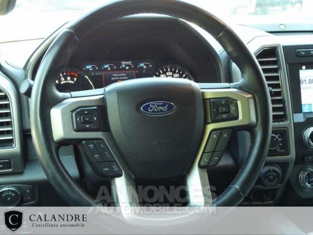 Ford F150 PLATINIUM 5.0 V8 SUPERCREW NOIR Occasion - 11