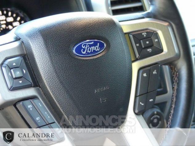 Ford F150 PLATINIUM 5.0 V8 SUPERCREW NOIR Occasion - 12