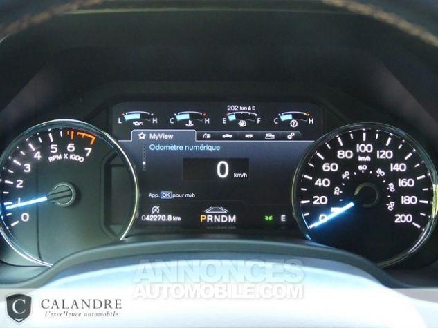 Ford F150 PLATINIUM 5.0 V8 SUPERCREW NOIR Occasion - 16