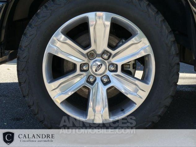 Ford F150 PLATINIUM 5.0 V8 SUPERCREW NOIR Occasion - 20