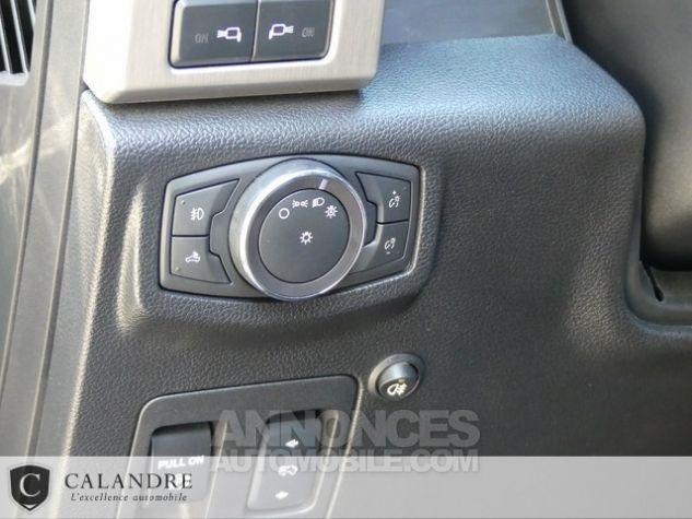 Ford F150 PLATINIUM 5.0 V8 SUPERCREW NOIR Occasion - 28