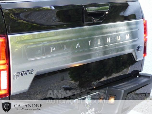 Ford F150 PLATINIUM 5.0 V8 SUPERCREW NOIR Occasion - 47