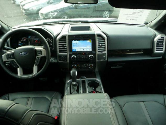 Ford F150 SUPERCREW PLATINUM V6 ECOBOOST 365CH BLANC NACRE Occasion - 9