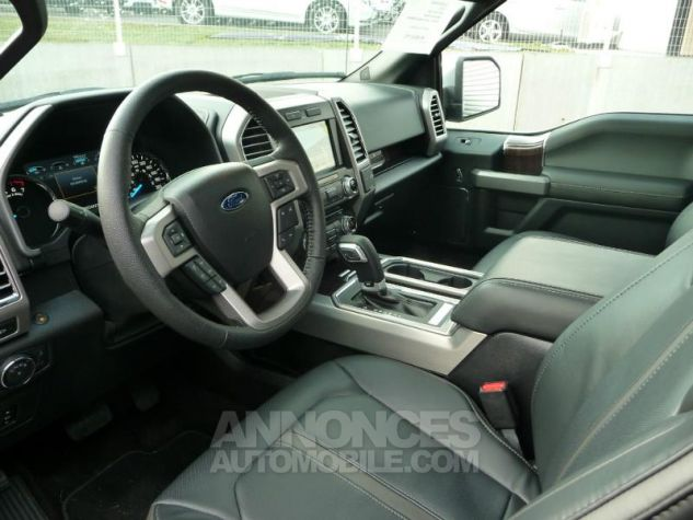 Ford F150 SUPERCREW PLATINUM V6 ECOBOOST 365CH BLANC NACRE Occasion - 10