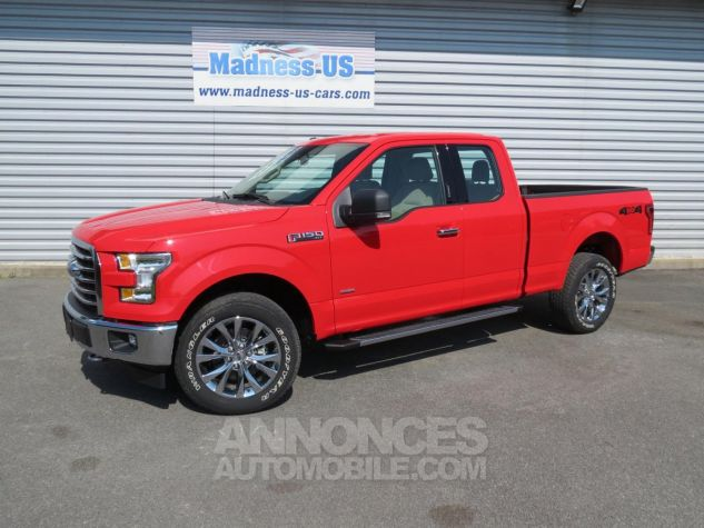 Ford F150  XLT SuperCab 4x4 2017 Race Red. Neuf - 1