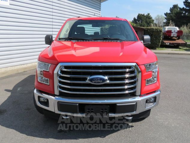 Ford F150  XLT SuperCab 4x4 2017 Race Red. Neuf - 2