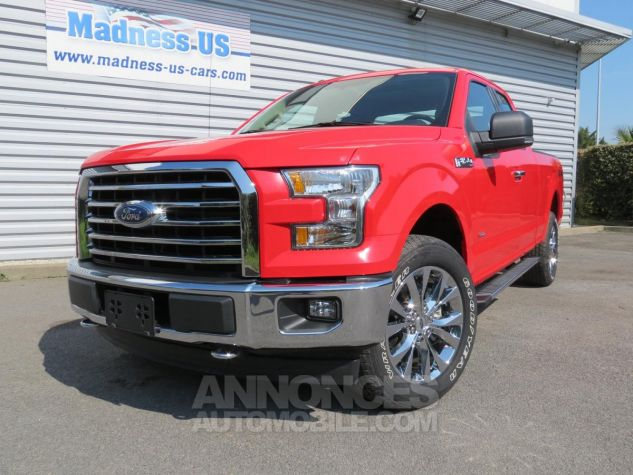 Ford F150  XLT SuperCab 4x4 2017 Race Red. Neuf - 3