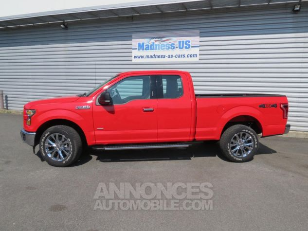 Ford F150  XLT SuperCab 4x4 2017 Race Red. Neuf - 4