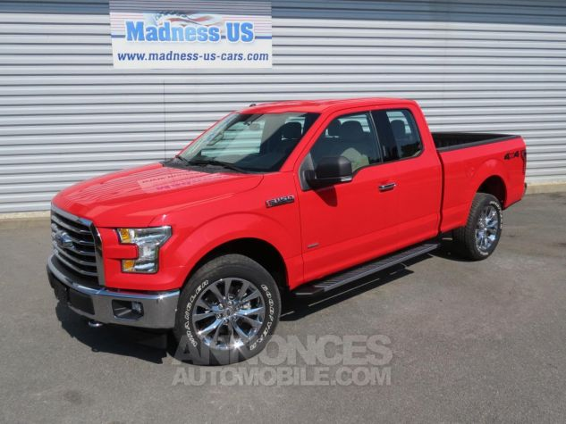 Ford F150  XLT SuperCab 4x4 2017 Race Red. Neuf - 5