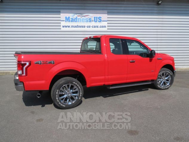 Ford F150  XLT SuperCab 4x4 2017 Race Red. Neuf - 7