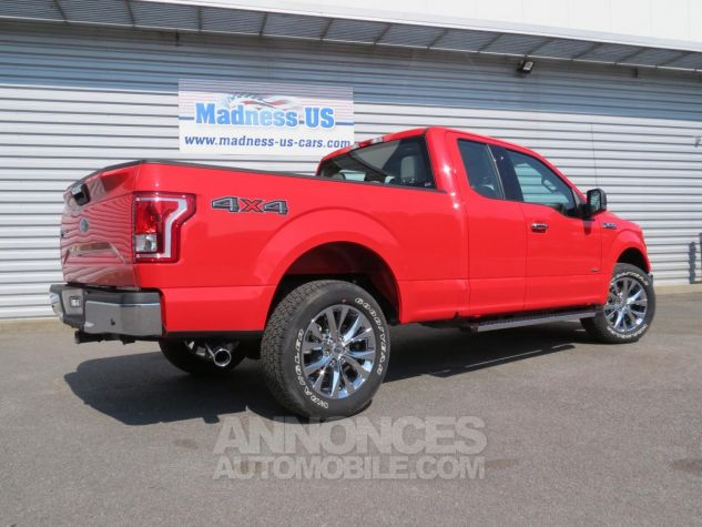 Ford F150  XLT SuperCab 4x4 2017 Race Red. Neuf - 8