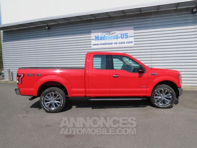 Ford F150  XLT SuperCab 4x4 2017 Race Red. Neuf - 10
