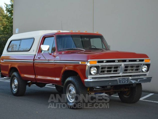 Ford F250 1977  Occasion - 0