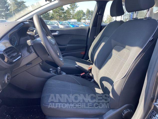 Ford Fiesta 1.5L TDCI 85 CV ESSENTIAL Gris Occasion - 8