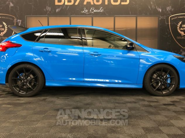 Ford Focus PACK PERFORMANCE 350 BLEU Occasion - 1