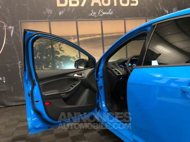 Ford Focus PACK PERFORMANCE 350 BLEU Occasion - 3