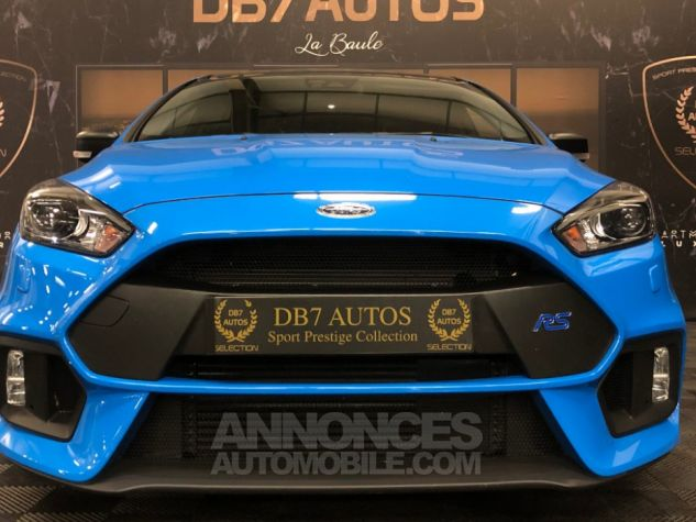 Ford Focus PACK PERFORMANCE 350 BLEU Occasion - 21