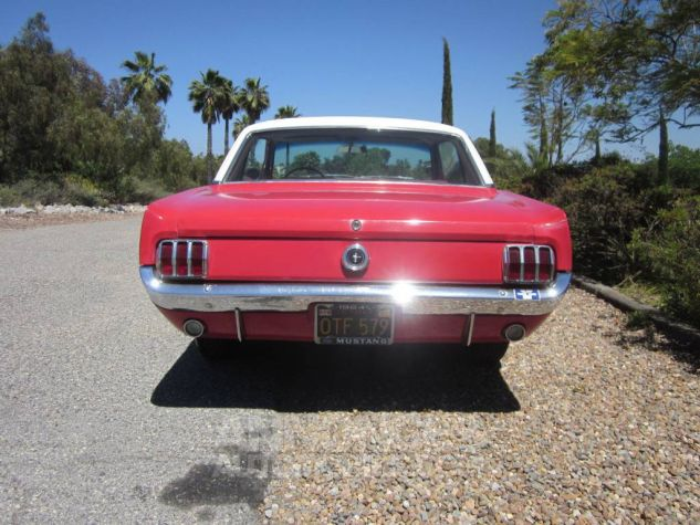 Ford Mustang 1964  Occasion - 4