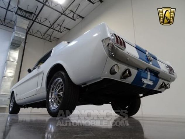 Ford Mustang 1965 Blanc Occasion - 9