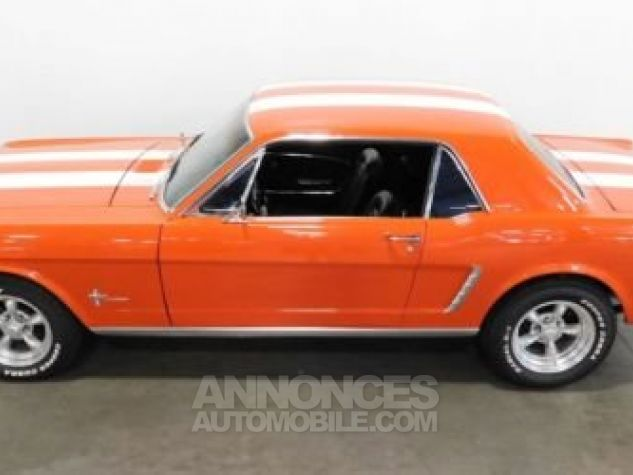Ford Mustang 1965 Orange Occasion - 0