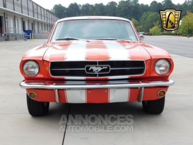 Ford Mustang 1965 Orange Occasion - 8