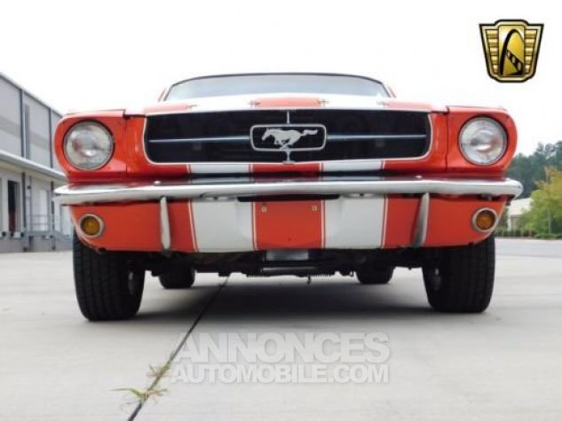 Ford Mustang 1965 Orange Occasion - 9