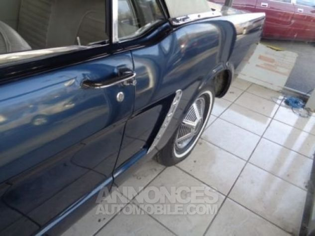 Ford Mustang 1965 Bleu Occasion - 2