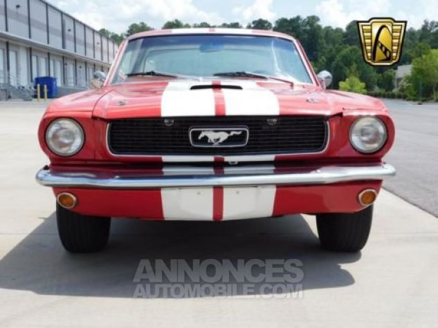 Ford Mustang 1965 Rouge Occasion - 8