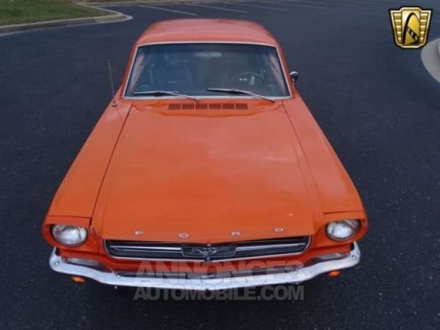 Ford Mustang 1965 Orange Occasion - 1