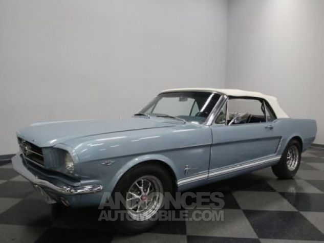 Ford Mustang 1965 Gris Occasion - 3