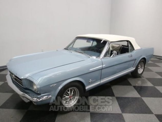 Ford Mustang 1965 Gris Occasion - 4