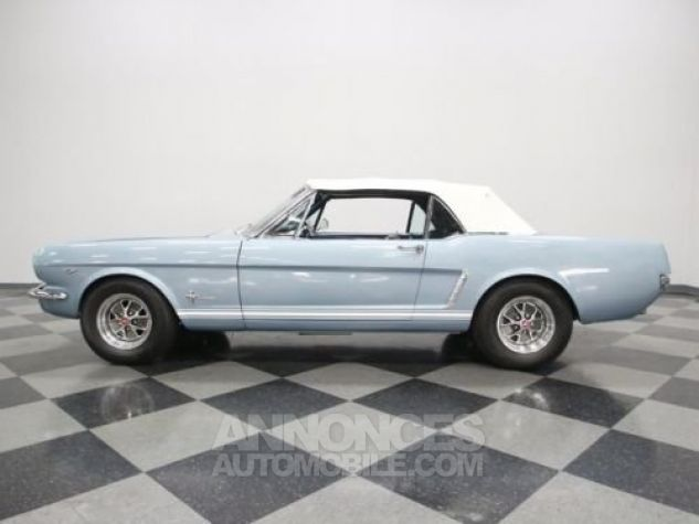 Ford Mustang 1965 Gris Occasion - 5