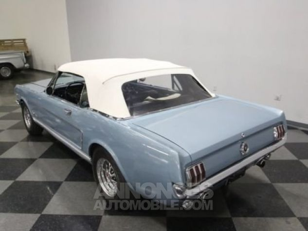 Ford Mustang 1965 Gris Occasion - 7