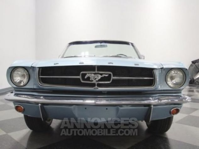 Ford Mustang 1965 Gris Occasion - 8