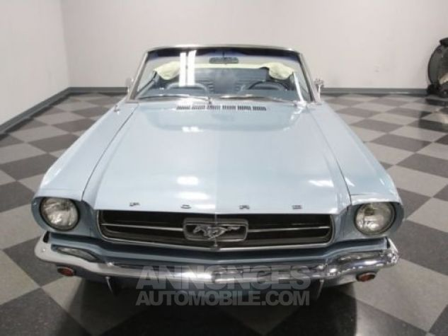 Ford Mustang 1965 Gris Occasion - 9