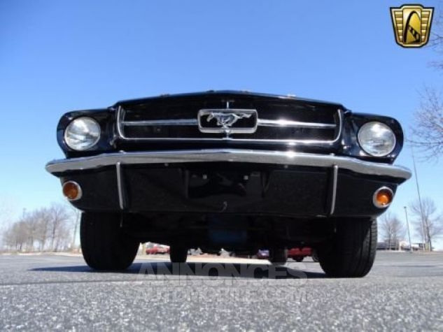 Ford Mustang 1965 Noir Occasion - 3