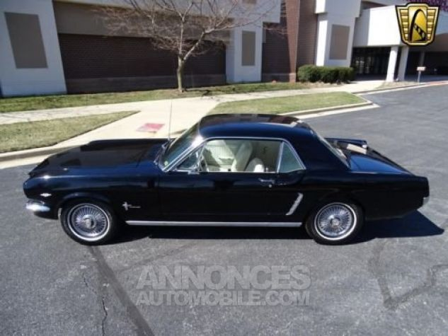 Ford Mustang 1965 Noir Occasion - 7