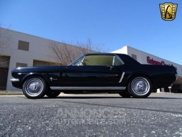 Ford Mustang 1965 Noir Occasion - 9