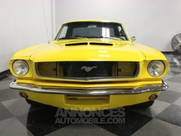 Ford Mustang 1965 Jaune Occasion - 3