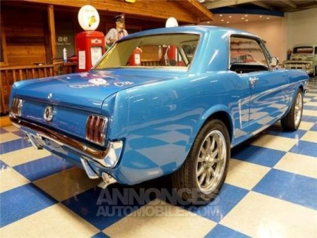 Ford Mustang 1965 Bleu Occasion - 9