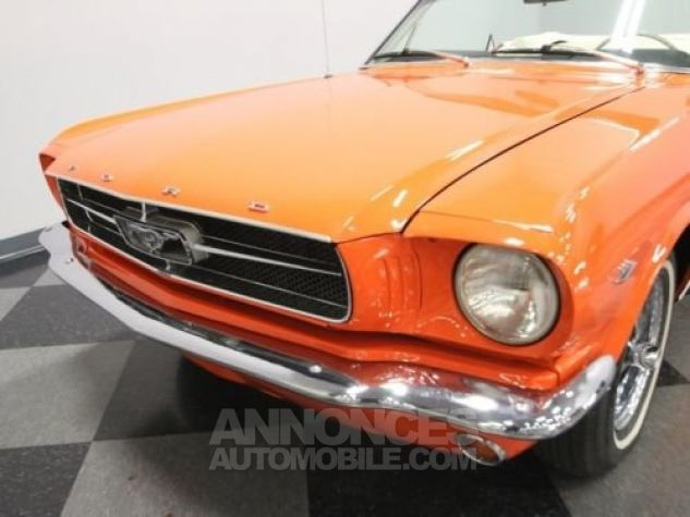 Ford Mustang 1965 Rouge Occasion - 7