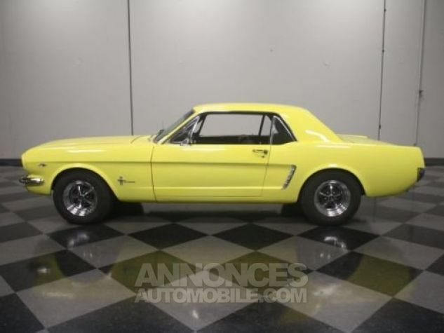 Ford Mustang 1965 Jaune Occasion - 0