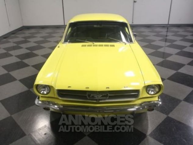 Ford Mustang 1965 Jaune Occasion - 4