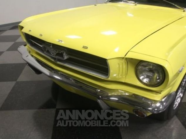 Ford Mustang 1965 Jaune Occasion - 7