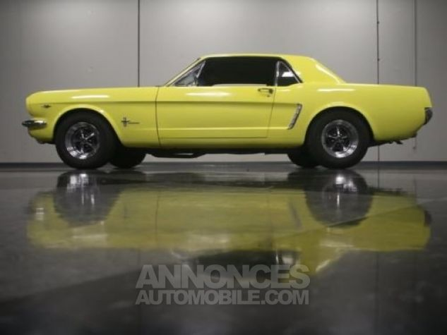 Ford Mustang 1965 Jaune Occasion - 9