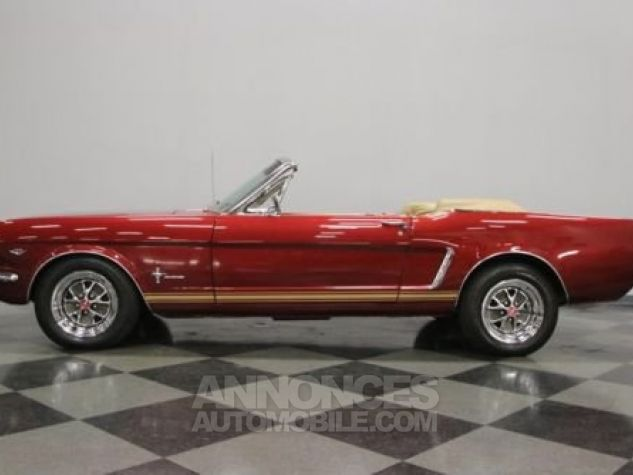 Ford Mustang 1965 Burgundy Occasion - 0